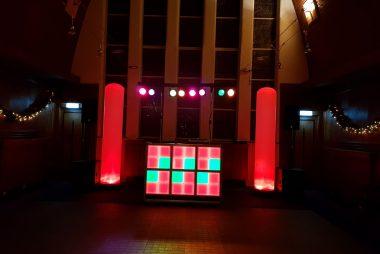 Drive-In Shows en DJ's